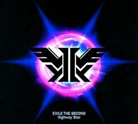 【中古】Highway Star(初回生産限定盤)(CD+3ブルーレイ)/EXILE THE SECONDCDアルバム/邦楽