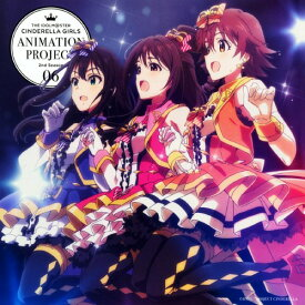 【中古】THE IDOLM@STER CINDERELLA GIRLS ANIMATION PROJECT 2nd Season 06/CINDERELLA PROJECTCDシングル/アニメ