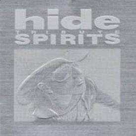【中古】hide TRIBUTE SPIRITS/オムニバスCDアルバム/邦楽