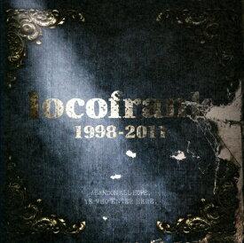 【中古】locofrank 1998−2011(初回限定盤)(DVD付)/locofrankCDアルバム/邦楽パンク/ラウド