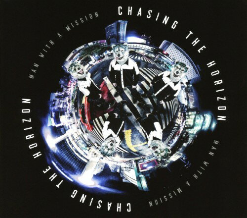 【中古】Chasing the Horizon(初回生産限定盤)(DVD付)/MAN WITH A MISSION