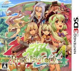 【中古】ルーンファクトリー4ソフト:ニンテンドー3DSソフト/シミュレーション・ゲーム