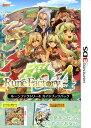 【中古】ルーンファクトリー4 ガイドブックパック (限定版)ソフト:ニンテンドー3DSソフト/シミュレーション・ゲーム
