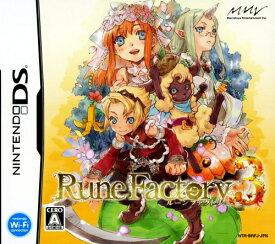 【中古】ルーンファクトリー3ソフト:ニンテンドーDSソフト/シミュレーション・ゲーム