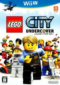 【中古】レゴ(R)シティ アンダーカバーソフト:WiiUソフト/アクション・ゲーム