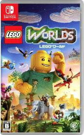 【中古】LEGO(R)ワールド 目指せマスタービルダーソフト:ニンテンドーSwitchソフト/シミュレーション・ゲーム