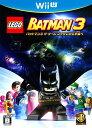【中古】LEGO(R) バットマン3 ザ・ゲーム ゴッサムから宇宙へソフト:WiiUソフト/TV/映画・ゲーム