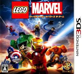 【中古】LEGO(R) マーベル スーパー・ヒーローズ ザ・ゲームソフト:ニンテンドー3DSソフト/TV/映画・ゲーム