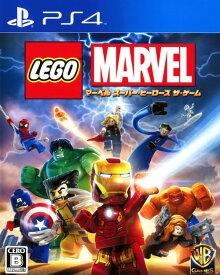 【中古】LEGO(R) マーベル スーパー・ヒーローズ ザ・ゲームソフト:プレイステーション4ソフト/TV/映画・ゲーム