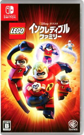 【中古】レゴ(R)インクレディブル・ファミリーソフト:ニンテンドーSwitchソフト/マンガアニメ・ゲーム