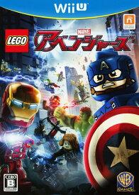 【中古】LEGO(R)マーベル アベンジャーズソフト:WiiUソフト/TV/映画・ゲーム