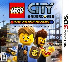【中古】レゴ(R)シティ アンダーカバー チェイス ビギンズソフト:ニンテンドー3DSソフト/アクション・ゲーム
