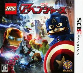 【中古】LEGO(R)マーベル アベンジャーズソフト:ニンテンドー3DSソフト/TV/映画・ゲーム