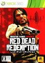 【中古】【18歳以上対象】レッド・デッド・リデンプションソフト:Xbox360ソフト/アクション・ゲーム