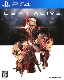 【中古】レフト アライヴソフト:プレイステーション4ソフト/アクション・ゲーム