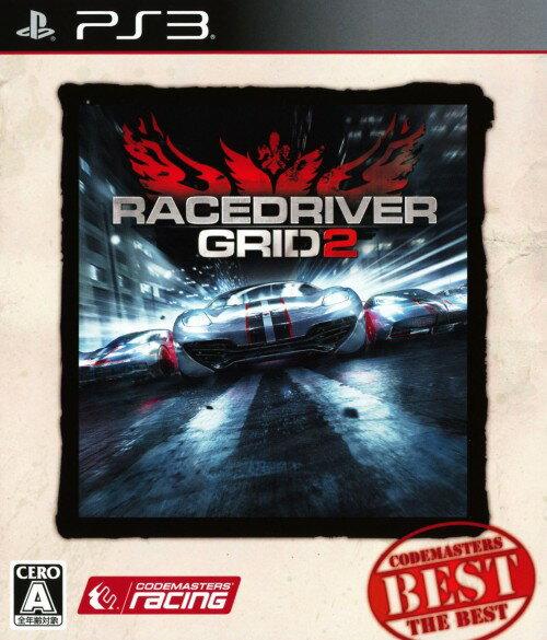 【中古】RACE DRIVER GRID2 Codemasters THE BESTソフト:プレイステーション3ソフト/スポーツ・ゲーム