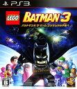 【中古】LEGO(R) バットマン3 ザ・ゲーム ゴッサムから宇宙へソフト:プレイステーション3ソフト/TV/映画・ゲーム