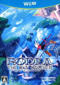 【中古】ロデア・ザ・スカイソルジャーソフト:WiiUソフト/アクション・ゲーム