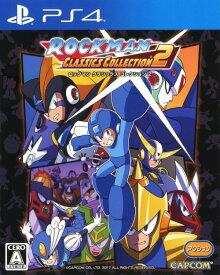 【中古】ロックマン クラシックス コレクション 2ソフト:プレイステーション4ソフト/アクション・ゲーム