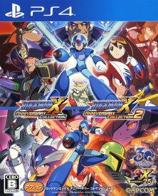 【中古】ロックマンX アニバーサリー コレクション 1+2ソフト:プレイステーション4ソフト/アクション・ゲーム