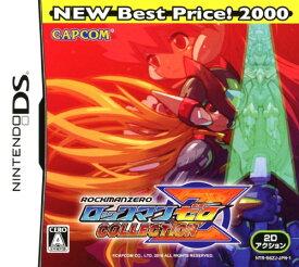 【中古】ロックマン ゼロ コレクション NEW Best Price! 2000ソフト:ニンテンドーDSソフト/アクション・ゲーム