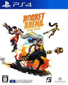 【中古】ロケットアリーナ ミシックエディションソフト:プレイステーション4ソフト/シューティング・ゲーム