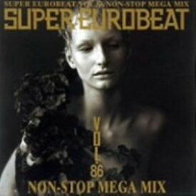 【中古】SEB スーパー・ユーロビート VOL.86〜ノンストップ・メガミックス/オムニバスCDアルバム/洋楽