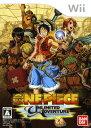 【中古】ONE PIECE アンリミテッドアドベンチャーソフト:Wiiソフト/マンガアニメ・ゲーム