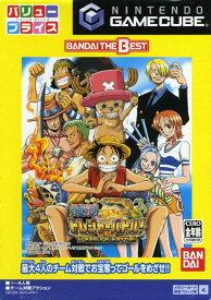 【中古】From TV animation ONE PIECE トレジャーバトル! BANDAI THE BESTソフト:ゲームキューブソフト/マンガアニメ・ゲーム