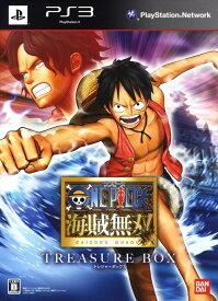 【中古】ONE PIECE 海賊無双 TREASURE BOX (限定版)ソフト:プレイステーション3ソフト/マンガアニメ・ゲーム