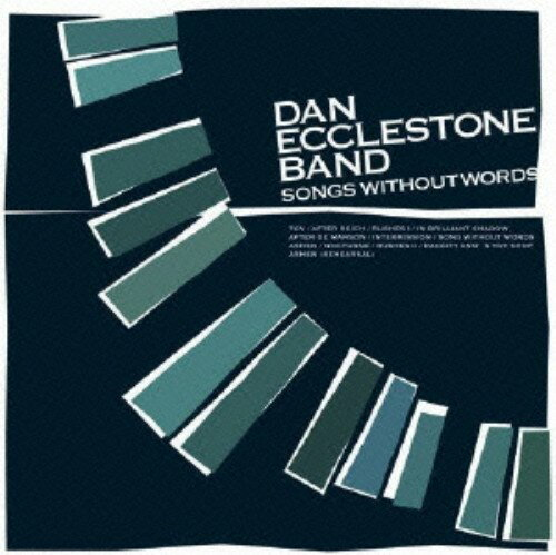 【中古】Songs Without Words/Dan Ecclestone BandCDアルバム/ジャズ/フュージョン