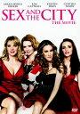 【中古】期限)SEX AND THE CITY -THE MOVIE- 【DVD】/サラ・ジェシカ・パーカーDVD/洋画ラブロマンス