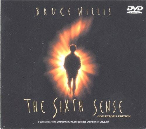 【中古】シックス・センス 【DVD】/ブルース・ウィリス