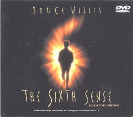 【中古】シックス・センス 【DVD】/ブルース・ウィリスDVD/洋画サスペンス