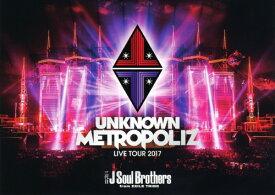 【中古】三代目 J Soul Brothers…LIVE TOUR 2017… 【DVD】/三代目 J Soul BrothersDVD/映像その他音楽