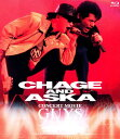 【中古】CHAGE and ASKA CONCERT MOVIE GUYS 【ブルーレイ】/CHAGE&ASKAブルーレイ/映像その他音楽