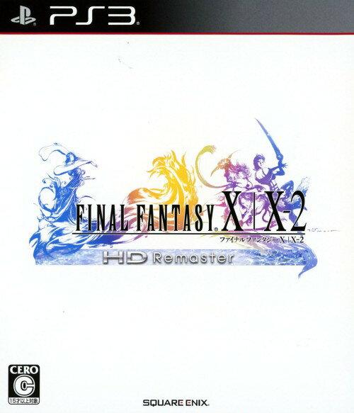 【中古】ファイナルファンタジー10/10−2 HD Remasterソフト:プレイステーション3ソフト/ロールプレイング・ゲーム