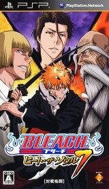 【中古】BLEACH 〜ヒート・ザ・ソウル7〜ソフト:PSPソフト/マンガアニメ・ゲーム