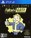 【中古】【18歳以上対象】Fallout4:Game of the Year Edition