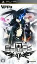 【中古】ブラック★ロックシューター THE GAMEソフト:PSPソフト/マンガアニメ・ゲーム