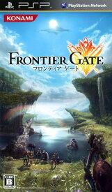 【中古】FRONTIER GATEソフト:PSPソフト/ロールプレイング・ゲーム