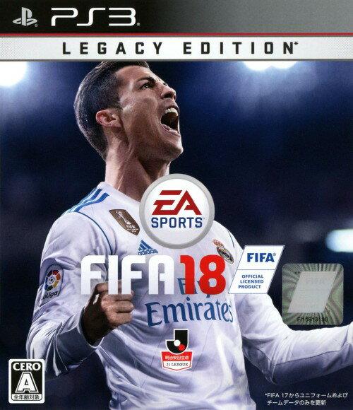 【中古】FIFA 18 Legacy Edition
