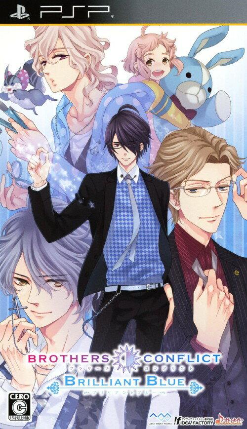 【中古】BROTHERS CONFLICT Brilliant Blueソフト:PSPソフト/恋愛青春 乙女・ゲーム