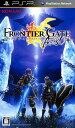 【中古】FRONTIER GATE Boost+ソフト:PSPソフト/ロールプレイング・ゲーム