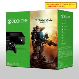 【中古・箱説あり・付属品あり・傷あり】Xbox One (タイタンフォール同梱版) (初回版)XboxOne ゲーム機本体