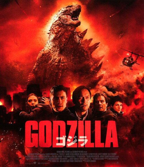 【中古】GODZILLA ゴジラ(2014)/アーロン・テイラー=ジョンソンブルーレイ/洋画SF