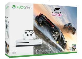 【中古・箱説なし・付属品なし・傷なし】Xbox One S 1TB Forza Horizon 3 同梱版XboxOne ゲーム機本体