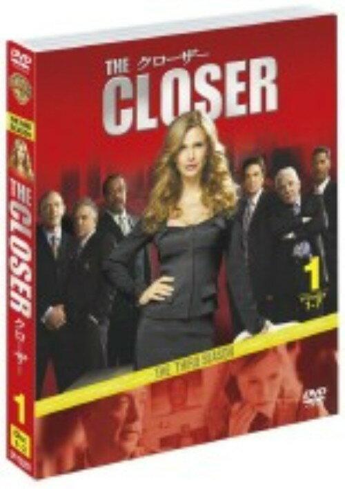 【中古】TV2】1.クローザー 3rd セット 【DVD】/キーラ・セジウィック