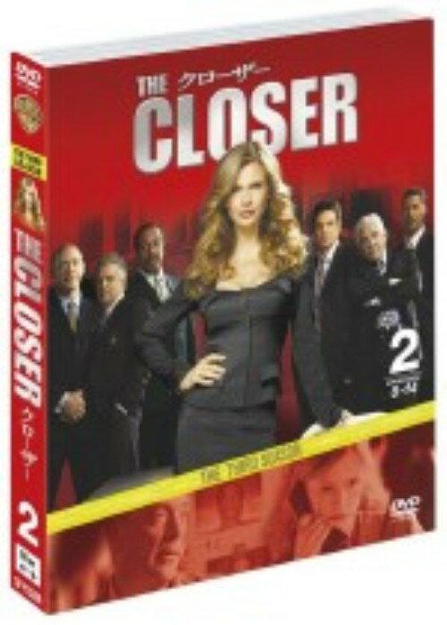 【中古】TV2】2.クローザー 3rd セット (完) 【DVD】/キーラ・セジウィック