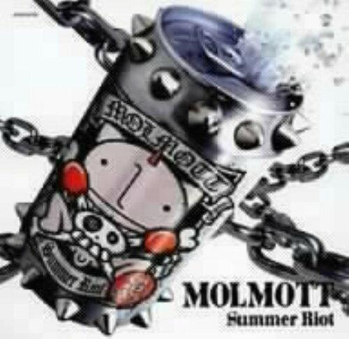【中古】SUMMER RIOT/MOLMOTTCDシングル/邦楽パンク/ラウド